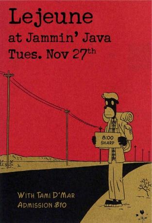2007-11-27 Jammin Java (Ody Leonard)